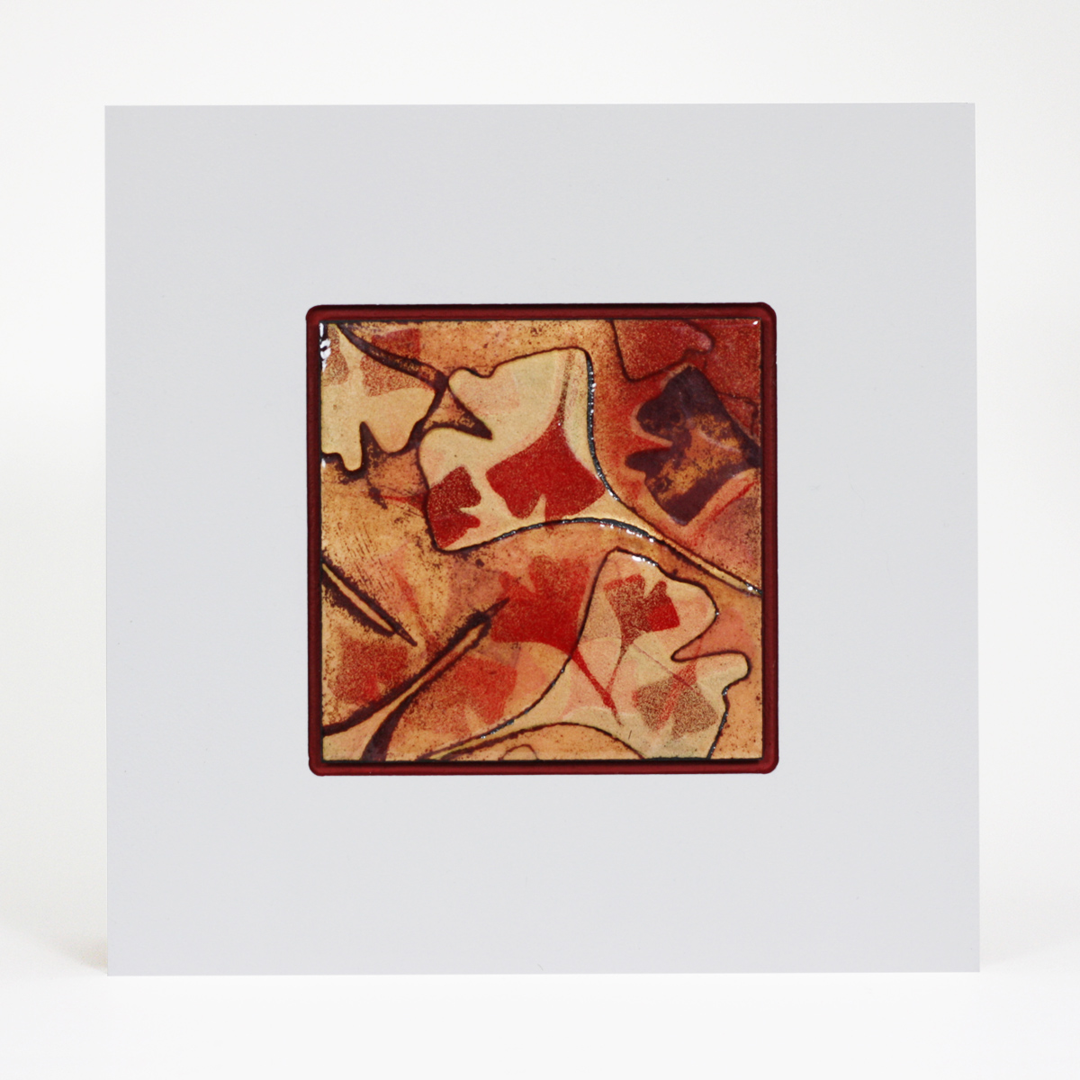Red Oxide 10x10